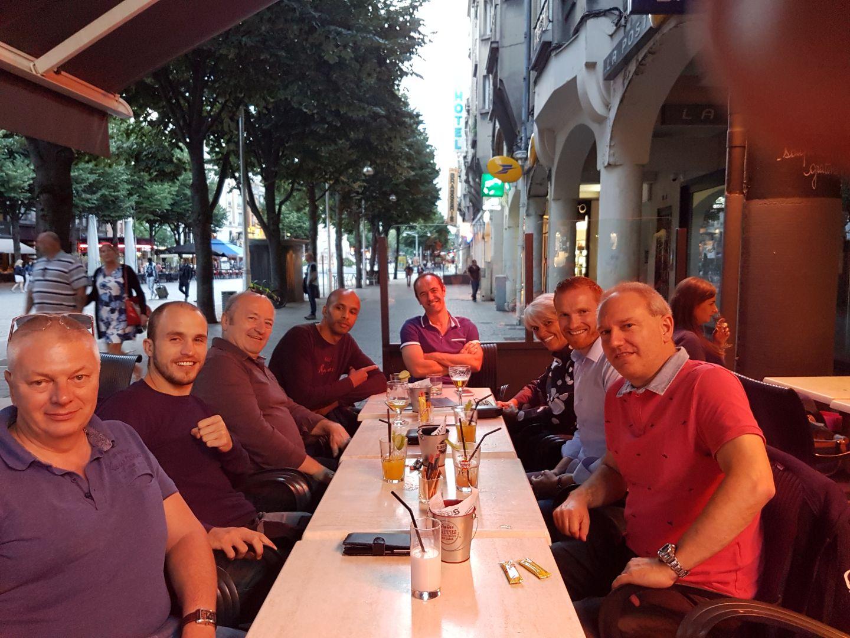 Un début 2019 marqué par des échanges conviviaux entre représentants de la Ligue de Normandie et de la Fédération