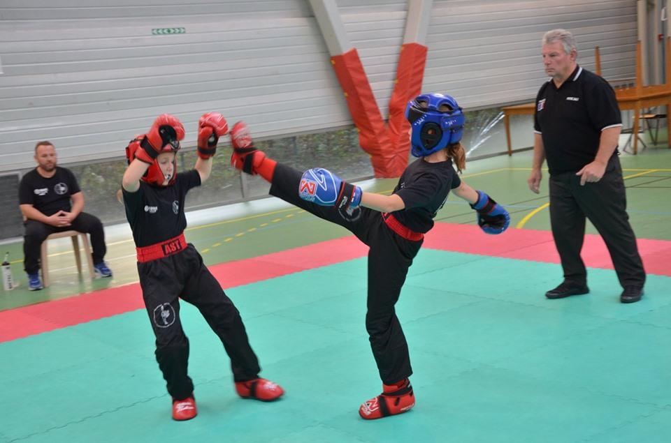 Championnat de Normandie en Point Fighting et Light Contact les 16 & 17 novembre à Harfleur