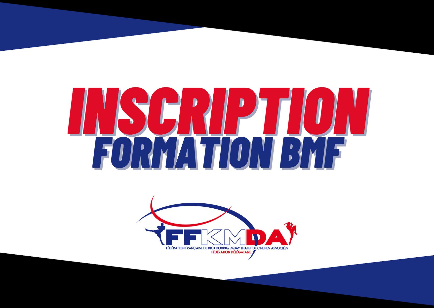 Les dossiers d'inscription BMF1 et BMF3 sport santé sont disponibles et téléchargeables depuis le site !! (onglet Formations)